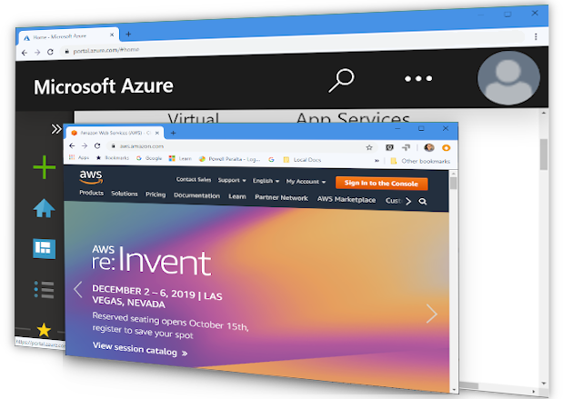 amazon s3 and microsoft azure